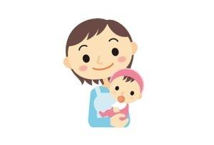 「赤ちゃんの抱っこ紐」新生児から使える抱っこひもは?