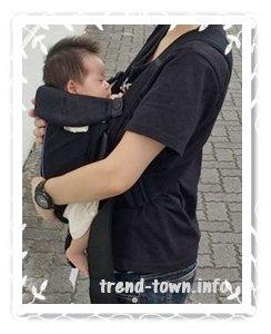 赤ちゃん抱っこ紐12