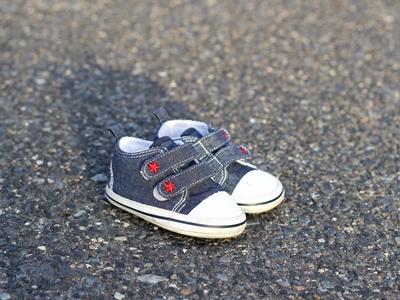 子供の靴のサイズ 平均は?年齢別の表はコレ!!