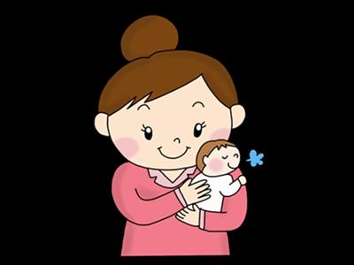 赤ちゃんのゲップの出し方のコツ!不安なママも大丈夫!