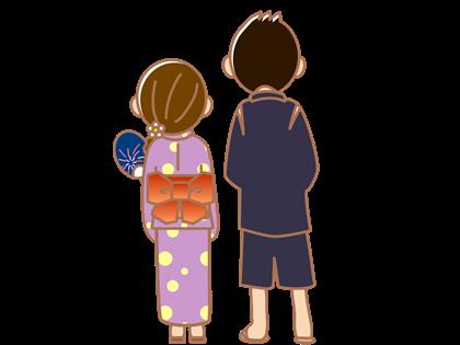 花火大会デート