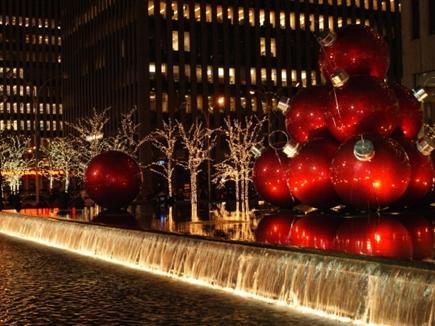 アメリカクリスマス
