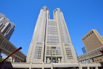 東京都庁2