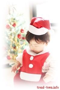 クリスマス赤ちゃん2 (1)