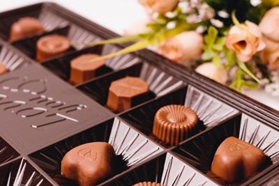 バレンタイン義理チョコ10