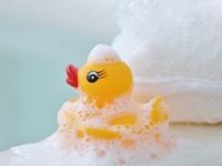 赤ちゃん・お風呂大変