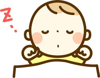 赤ちゃん布団蹴る3