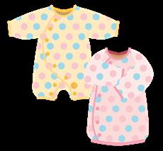 赤ちゃん服装