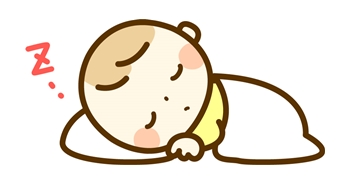 赤ちゃんゲップ2