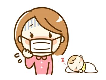 インフルエンザ 授乳2