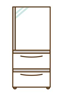 きゅうり冷蔵庫