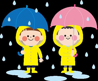 子供の傘サイズ