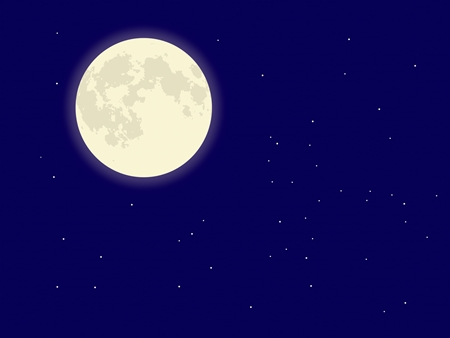 十五夜2019年はいつ?満月ではない理由や十三夜の事も!!