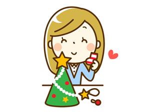 クリスマスツリーの飾り意味