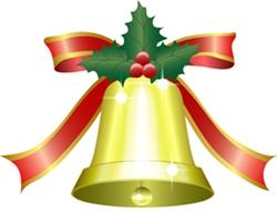 クリスマスツリー飾りベル
