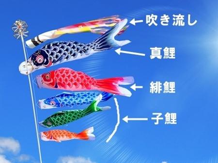 鯉のぼり由来10