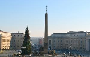 イタリアクリスマスツリー