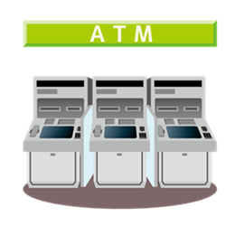 ATM(両替機)