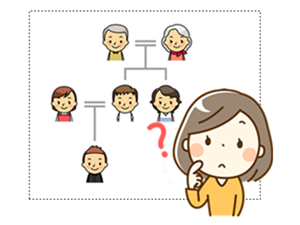 「伯父・叔父」「伯母・叔母」の違いを図解で分かりやすく解説!!