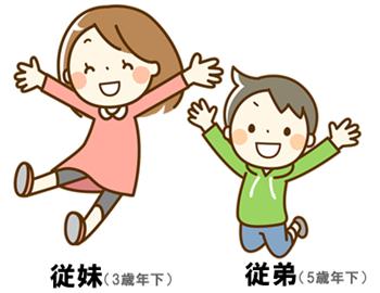 いとこ漢字16