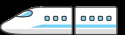 新幹線ペット