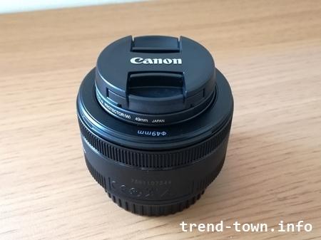 Canon 単焦点レンズ「EF50mm F1.8 STM」の実写レビュー