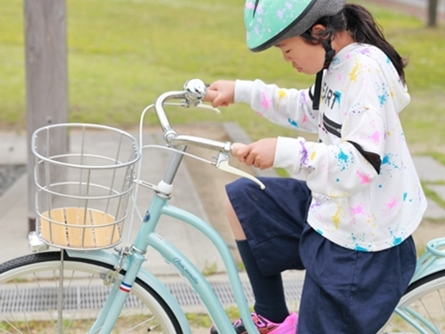 子供用自転車の買い替え